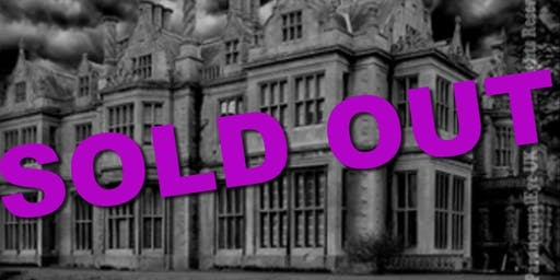 SOLD OUT Revesby Abbey Ghost Hunt Paranormal Eye UK Lincolnshire