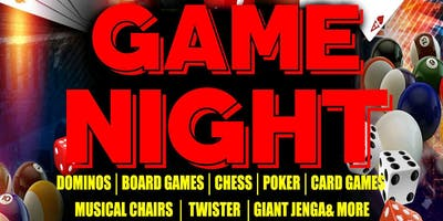 Let's Play ***** Game Night