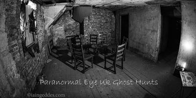 Old Gresley Hall Ghost Hunt Derbyshire Paranormal Eye UK