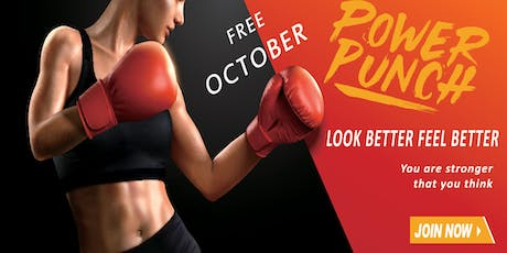 BOXING FITNESS CLASS tickets