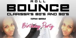 ROLL BOUNCE - 80s vs 90s Skate Party - Clarissa's Libra/ Scorpio Bday Bash!