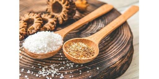 Gift-Worthy Handmade Body Scrubs & Bath Salts (2019-10-19 starts at 10:30 AM)