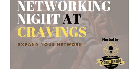 Networking Night at Cravings tickets