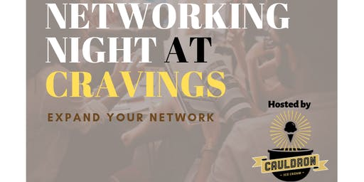 Networking Night at Cravings
