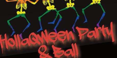The HollaQween Party & Ball - A WRLS Fundraiser tickets
