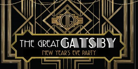 Great Gatsby Roarin' 2020 New Years Eve  tickets