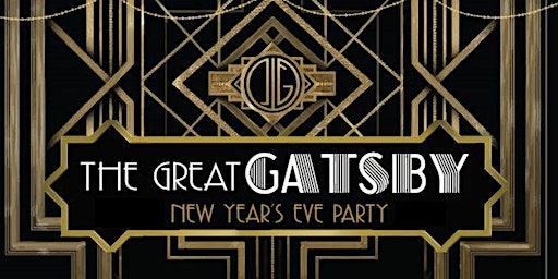 Great Gatsby Roarin' 2020 New Years Eve