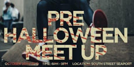 @maskdemons Presents - Pre- Halloween Photo Meetup 10-20-19 tickets