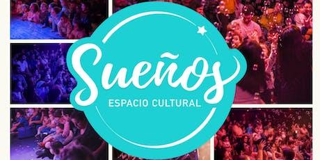 SUEÑOS Espacio Cultural. Evento Inauguración entradas