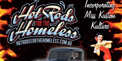 Hot Rod's For The Homeless 2019 Nanango