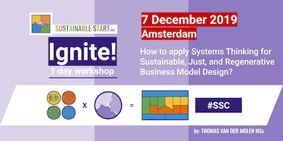 Ignite! How to design a Sustainable Business Model? Amsterdam Workshop