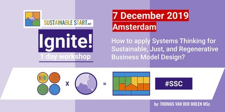 Ignite! How to design a Sustainable Business Model? Amsterdam Workshop tickets