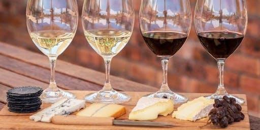Wine & Cheese - A Pairing MasterClass