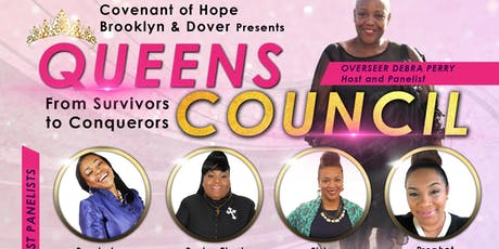 Covenant of Hope Queens Council tickets