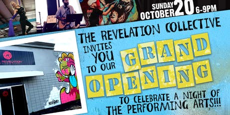 The Revelation Collective Grand Opening tickets