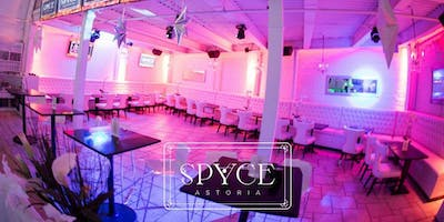 BLAQUE!!! The Annual All Black Brunch & Day Party MOVED TO SPYCE!!!