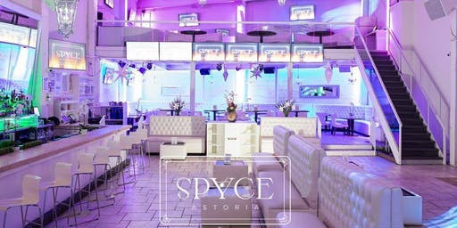 BLAQUE!!! ALL BLACK BRUNCH & DAY PARTY!!! MOVED TO SPYCE!!!!