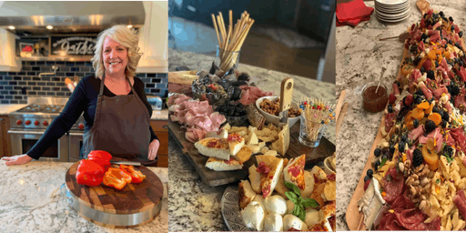 Creating Charcuterie Boards with Vicki DeFrancesco