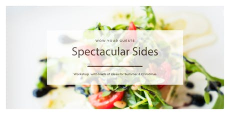 Spectacular Sides tickets
