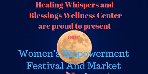 Women's Empowerment Festival And Market