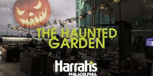 Haunted Garden at Harrah's Philadelphia