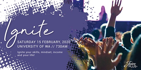 Ignite 2020 tickets