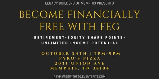 Become Financially Free with FEG