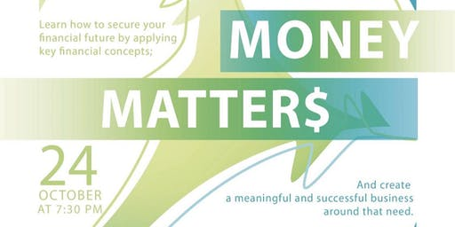 Money Matters Event - New Haven, CT