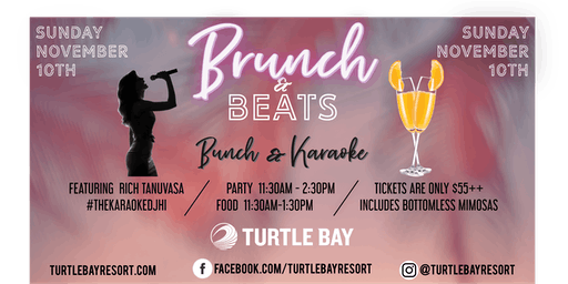 Brunch & Beats -  Brunch with Karaoke!