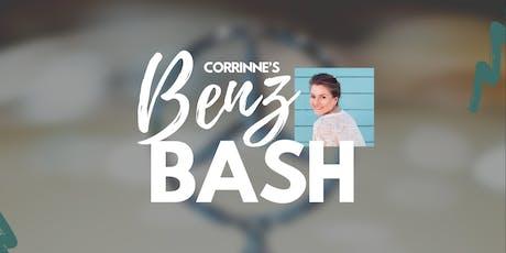 CORRINNE'S BENZ BASH tickets