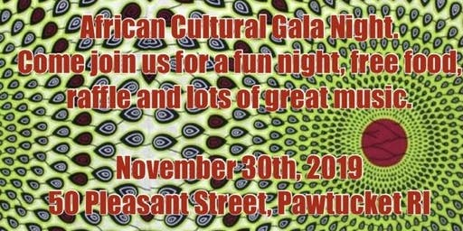 Copy of African Cultural Gala Night