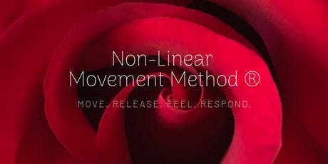 Non-Linear Movement Method: Women's Practice with Ronit tickets