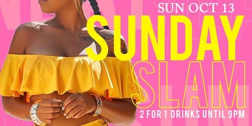Sunday Slam Day Party
