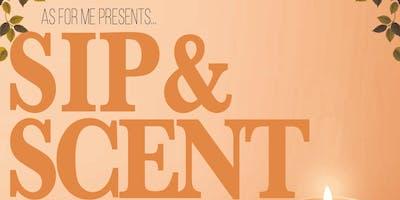 Sip & Scent Candle Making Workshop