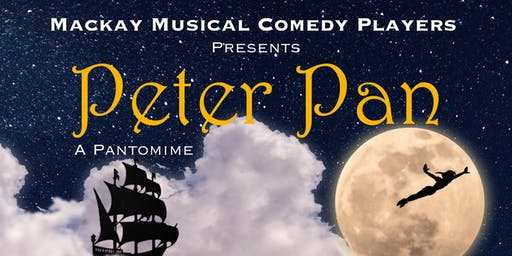 Peter Pan Adult Group Audition