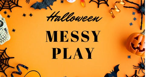 Halloween Messy Play 1PM