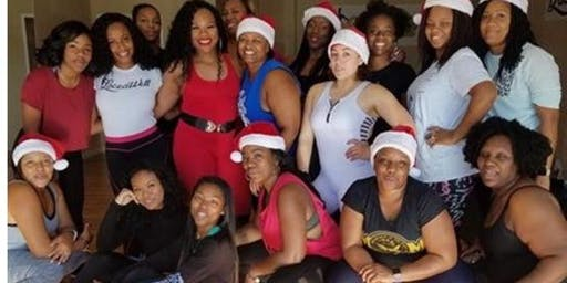LacedWell Presents: The 2nd Annual Sexy Santa Baby Dance Class