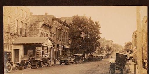 Batesville AR Main Street Haunted History Tour