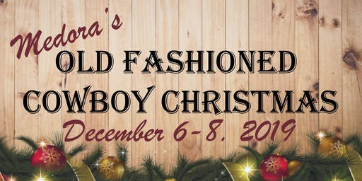 Medora's Old Fashioned Cowboy Christmas