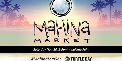 Mahina Night Market | The Holiday Edition