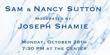 3 Giants One Room- Featuring Joey Shamie and Sam and Nancy Sutton tickets