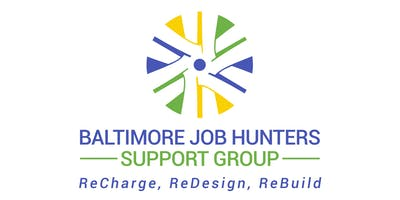 Baltimore Job Hunters Support Group Evening Edition