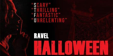 Ravel Halloween Party At Penthouse LIC tickets