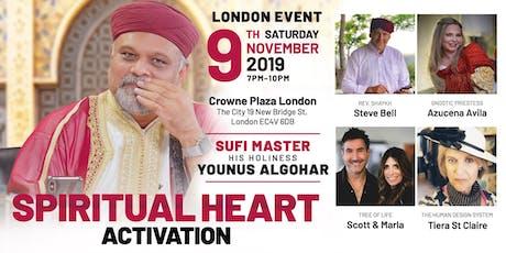 Spiritual Heart Activation tickets