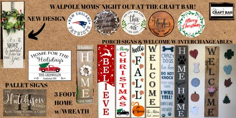 *PRIVATE EVENT - INVITE ONLY* Walpole Moms' Night Out!!! tickets