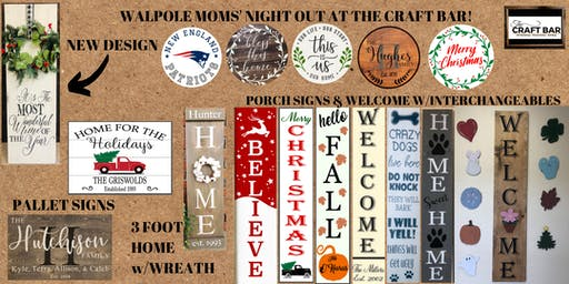 *PRIVATE EVENT - INVITE ONLY* Walpole Moms' Night Out!!!