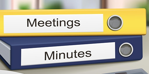 Effective Minute Taking for Every Type of Meeting - with the new 2019 protocols