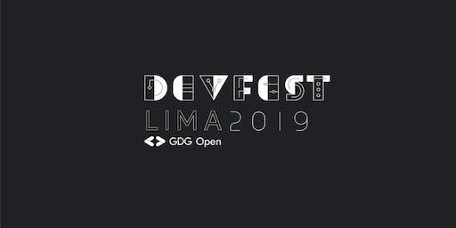 GDG DevFest Lima