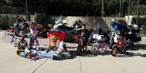 8th Annual Toy Ride for Toys for Joy