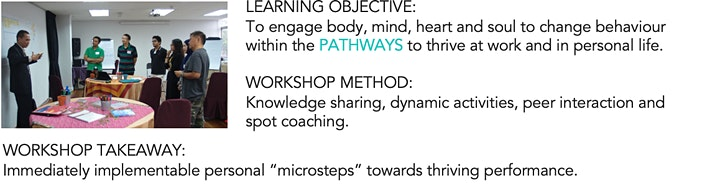 Thriving Workshop image